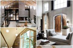 Wyj�tkowe domy w wiekowych stodo�ach