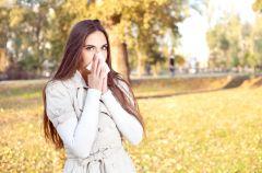 Alergia czy przezi�bienie?