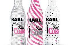 Karl Lagerfeld dla Diet Coke