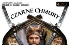 Pierwszy polski serial p�aszcza i szpady CZARNE CHMURY ju� na DVD!