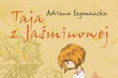 Taja z Ja�minowej Adriana Szyma�ska