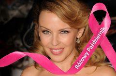 Gwiazdy, kt�re wygra�y z rakiem piersi