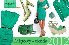 Mi�towy - trendy wiosna/lato 2012