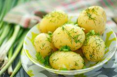 Dania z m�odych ziemniak�w