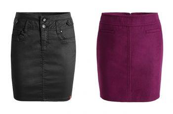 ESPRIT -  seksowne sp�dniczki na jesie� i zim� 2012/13