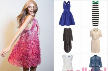 Modne sukienki na wiosn� 2015