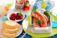 Jajka, chrzan i bia�a kie�basa - zdrowe Wielkanocne trio