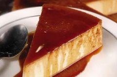 Kuchnia meksyka�ska: Flan de vanilla
