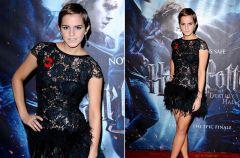 Emma Watson - styl gwiazd