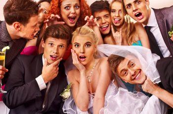 10 wpadek na weselach - jakich gaf unika� na �lubie i weselu