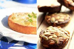 Domowy chleb razowy i ciasto czekoladowe - przepisy z bloga addiopomidory