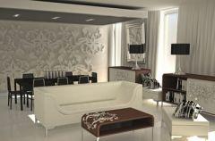 Sofa NICEA - wsp�czesna interpretacja Art Deco