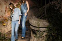Kobiecy i rockowy Levis - wiosna/lato 2009