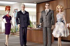 Mad Men czyli kolejne wcielenie lalki Barbie