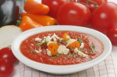 Gazpaho - zupa hiszpa�ska