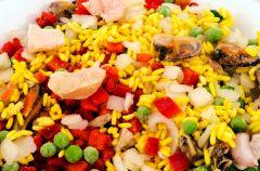 Paella czyli ry� po hiszpa�sku