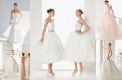 Suknie �lubne - trendy 2013