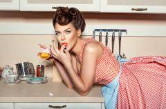 Ile kalorii spalasz wykonuj�c domowe obowi�zki?