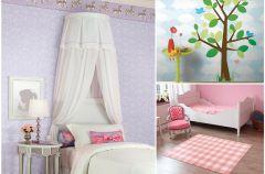Wiosenne pastele w dzieci�cym pokoju