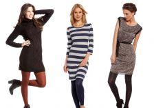Sukienki C&A na jesie� i zim� 2013/14