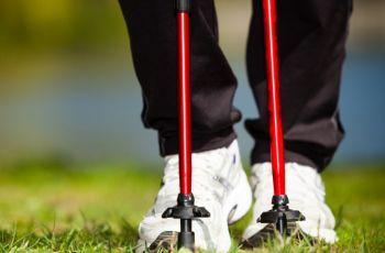 Trenowanie nordic walking - 5 powod�w, dla kt�rych warto zacz��