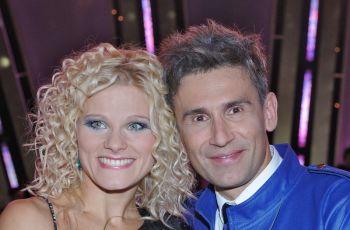 Taniec z gwiazdami: odpadli Robert Korzeniowski i Anna G�ogowska - Magdalena Soszy�ska-Michno