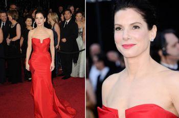 Sandra Bullock - Pi�kniejsza z wiekiem