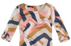 Trend Pastel Geometric w Reserved