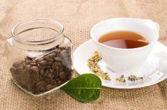 Kawa kontra herbata