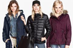 Kurtki i p�aszcze H&M na jesie� i zim� 2013/14
