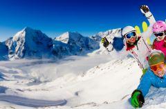 Kiedy zacz�� uczy� dzieci jazdy na nartach lub snowboardzie?