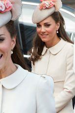 Ksi�na Kate w kreacji Alexandra McQueena
