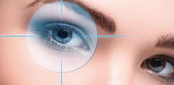 Irydologia - co m�wi� oczy?