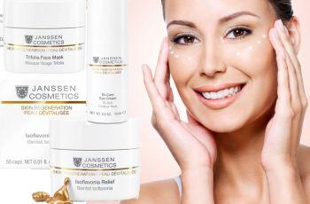Kosmetyki regeneruj�ce Janssen Cosmetics