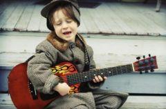 Jak rozpozna� talent muzyczny u dziecka?