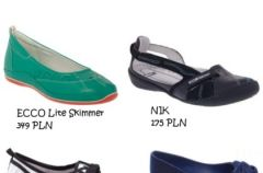 Buty na zerowym obcasie - trend na wiosn� i lato 2010