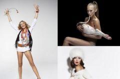 Top Model: odpad�a Sonia Weso�owska