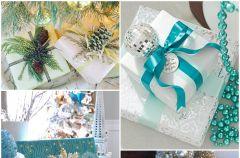 Pomys�y na zapakowanie �wi�tecznego prezentu