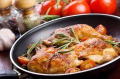 5 pomys��w na udka z kurczaka