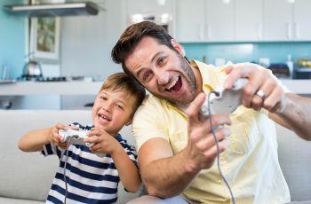 Rozrywka elektroniczna - Gry na konsol� dla dzieci - 3 najciekawsze!
