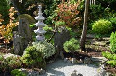 Ogr�d w stylu japo�skim