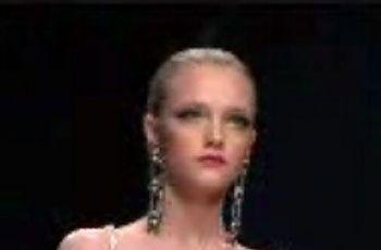 Valentino - kolekcja wiosna - lato 2008 Haute Couture