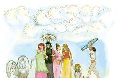 Jezioro �ab�dzie rozpoczyna seri� ksi��ek dla dzieci Bajki Baletowe