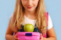 �niadanie dla pierwszaka - czyli o tym jak umili� dziecku codzienno�� w szkole