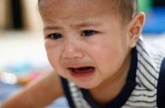 Dlaczego moje dziecko p�acze?