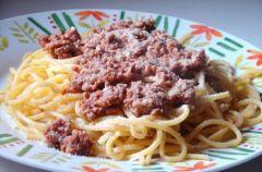 Ragù alla bolognese – prosto z Bolonii