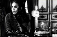 Angelina Jolie twarz� Louis Vuitton