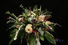 Kompozycje kwiatowe dla rodzic�w