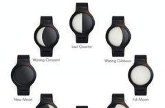 Bardzo emocjonalny zegarek ksi�ycowy Moonwatch