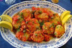 Gotuj z We-Dwoje: Klopsiki rybne w pomidorach
